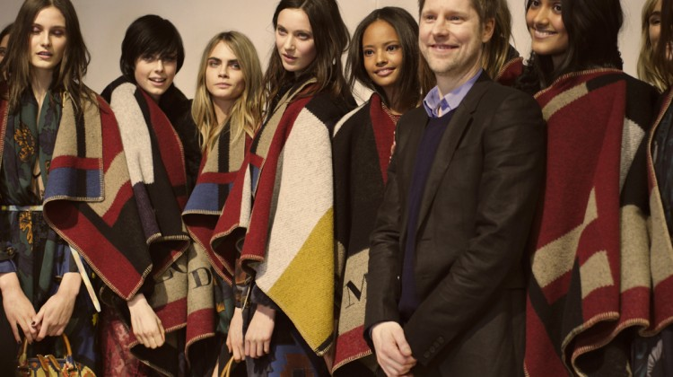 Copyright Burberry/Testino