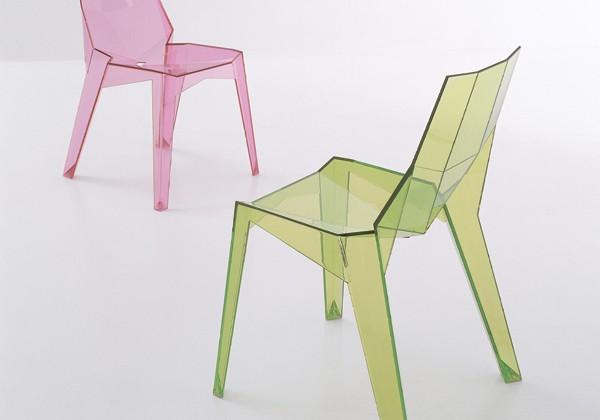 Krzesła Karim Rashid