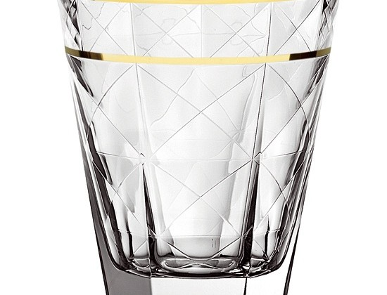 ART Carre Gold 340ml szklanka BBHOME