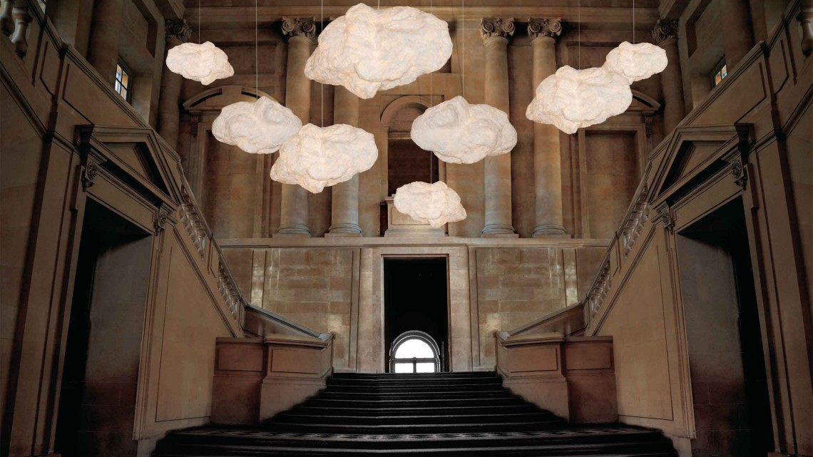 Lampy chmury, by Hae Young Yoon, HIVE, fot. mat. prasowe