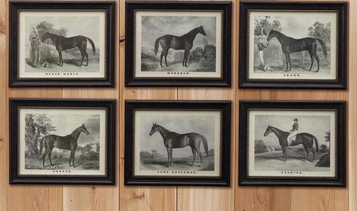 Grafiki z końmi, Two's Company