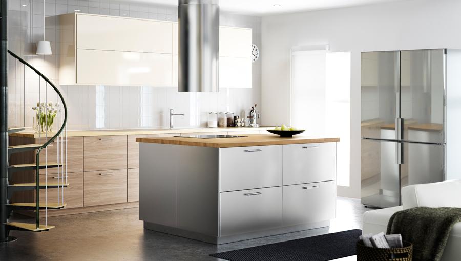 nowe kuchnie ikea metod blog o wn trzach designie i architekturze 100 wzornictwa. Black Bedroom Furniture Sets. Home Design Ideas