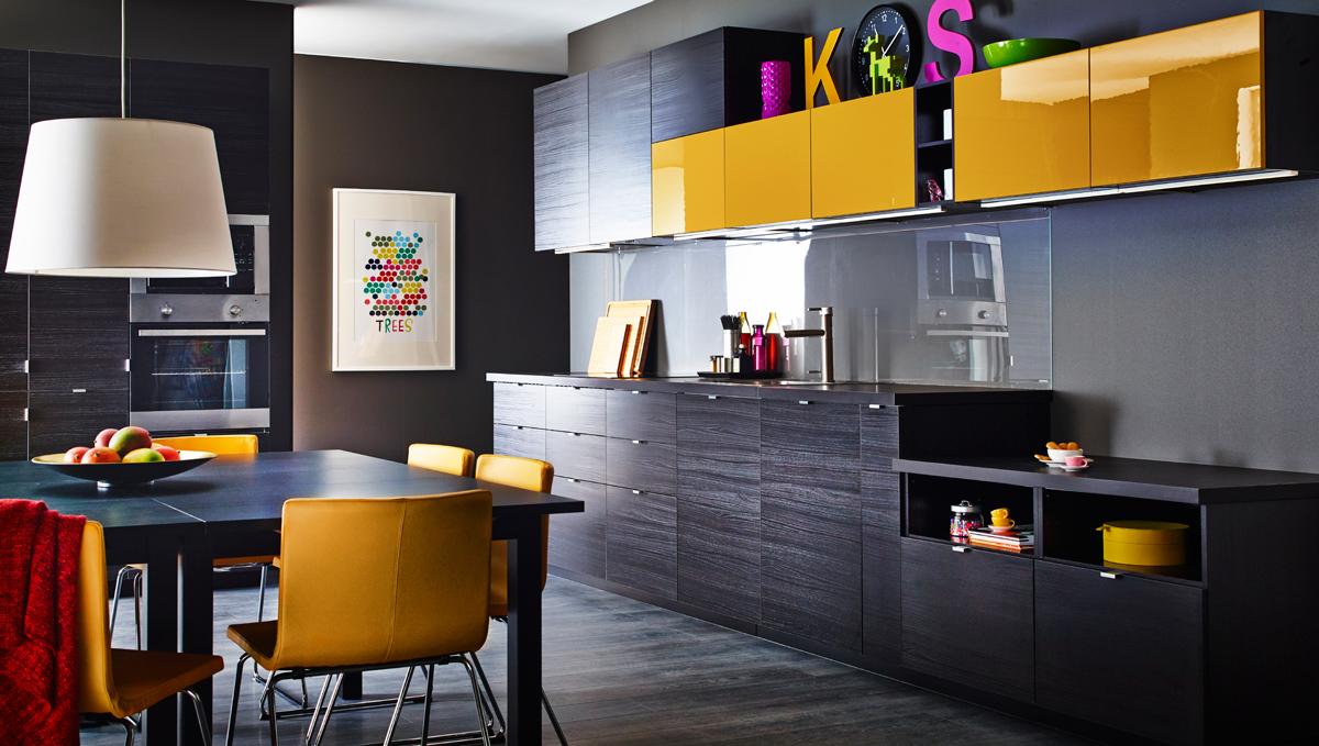 Nowe kuchnie IKEA METOD  Blog o wnętrzach, designie i   -> Kuchnie Ikea Lódź