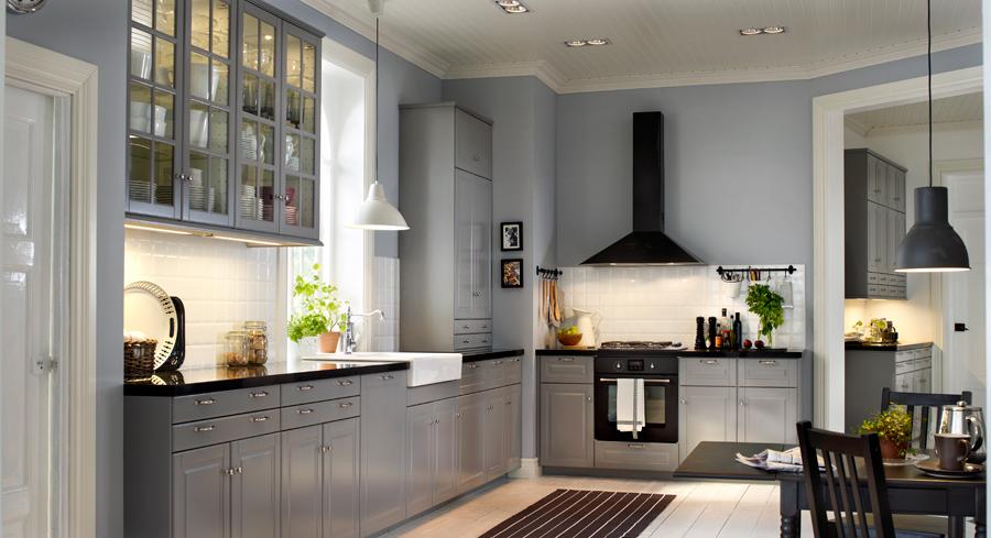Nowe kuchnie IKEA METOD  Blog o wnętrzach, designie i   -> Kuchnia Z Wyspą Ikea