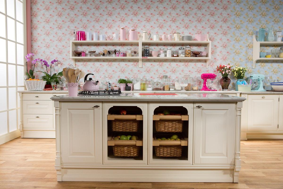 Kuchnia Retro W Stylu Lat 50 I 60 Blog O Wnętrzach