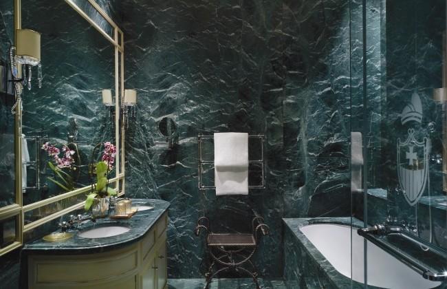 Hotel Gritti Palace, łazienka