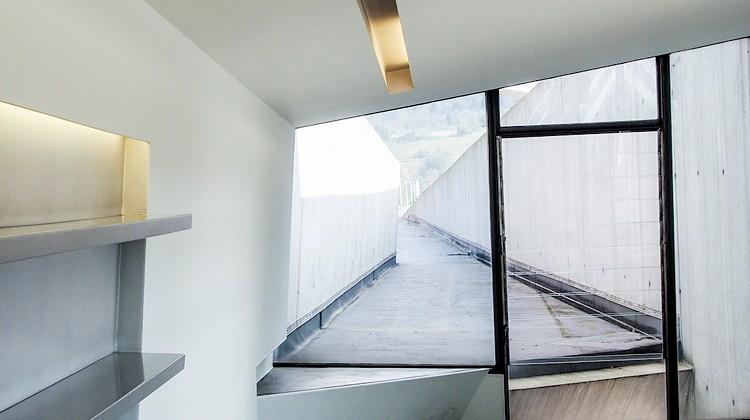 Budynek straży pożarnej, Zaha Hadid