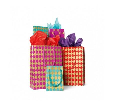 Papierowe torebki, Tiger Shop