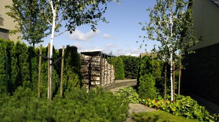 nowoczesny ogród w okolicach Trójmiasta, Pracownia Sztuki Ogrodowej