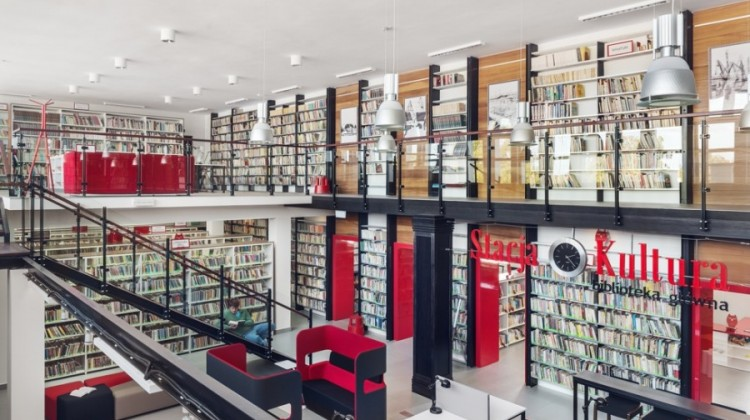 Stacja Kultury – Biblioteka w Rumi