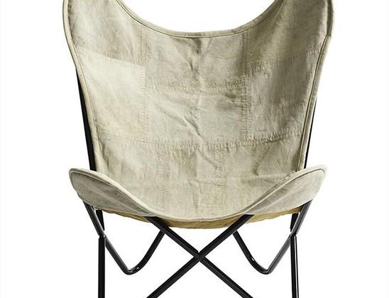 Butterfly Chair, BKF Chair, krzesło motyl
