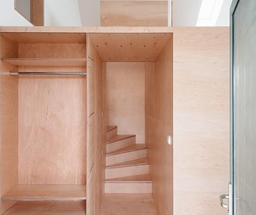 mały dom, projekt małego domu, jrkvc