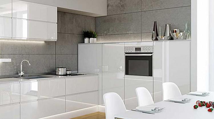 biała kuchnia, kuchnia atlas