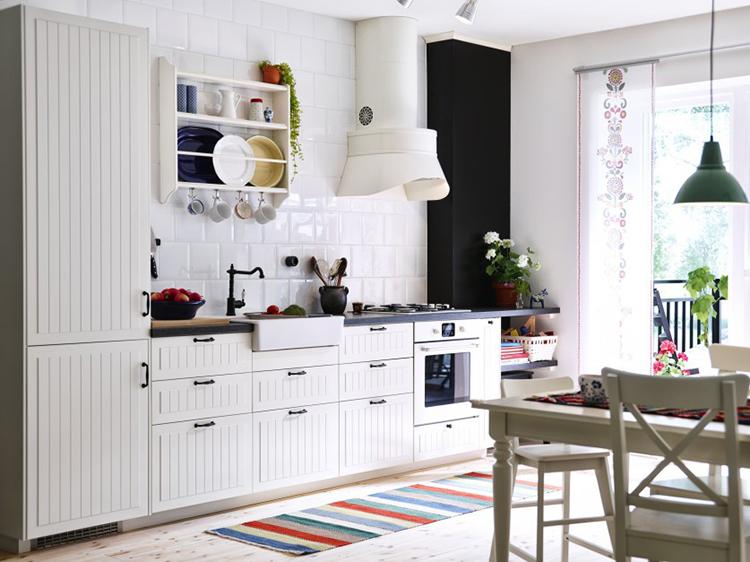 Biała kuchnia  Blog o wnętrzach, designie i architekturze   -> Kuchnia Lakierowana Czy Okleina