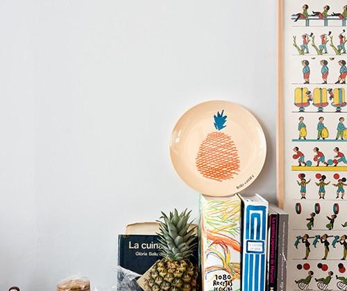 maison bobo choses, melamina, tenugui