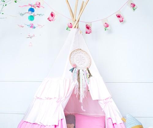 Tipi pink ombre, Moi Mili, 580 zł