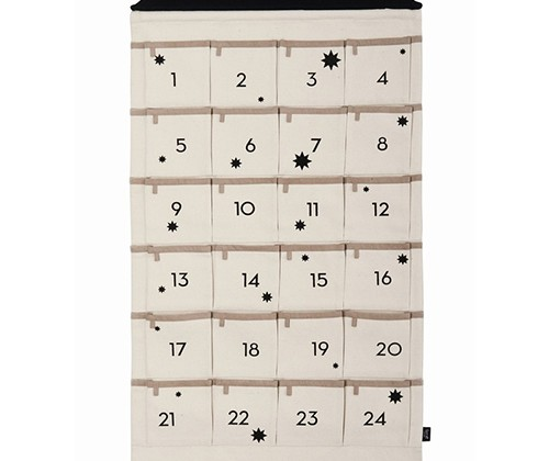 Kalendarz adwentowy ferm Living
