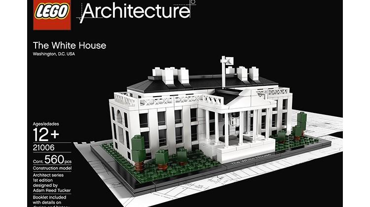 Biały Dom, Lego Architecture