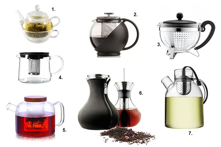 dzbanek z zaparzaczem, dzbanek na herbatę