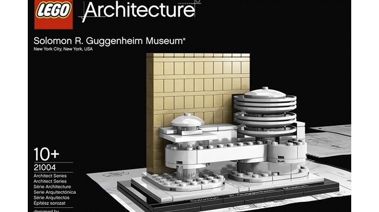 Muzeum Guggenheima, Lego Architecture