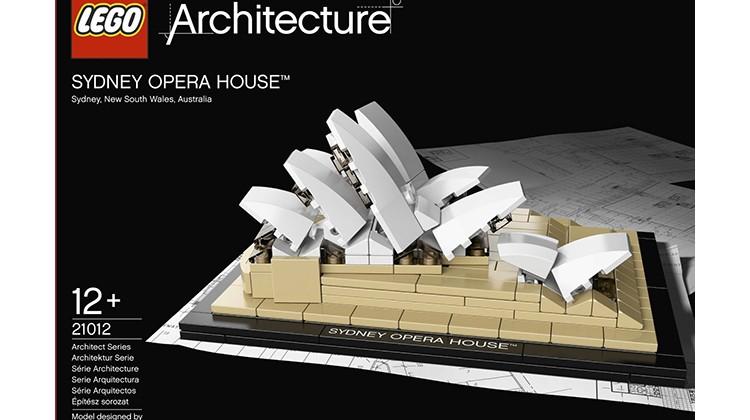 Opera w Sydney, Lego Architecture
