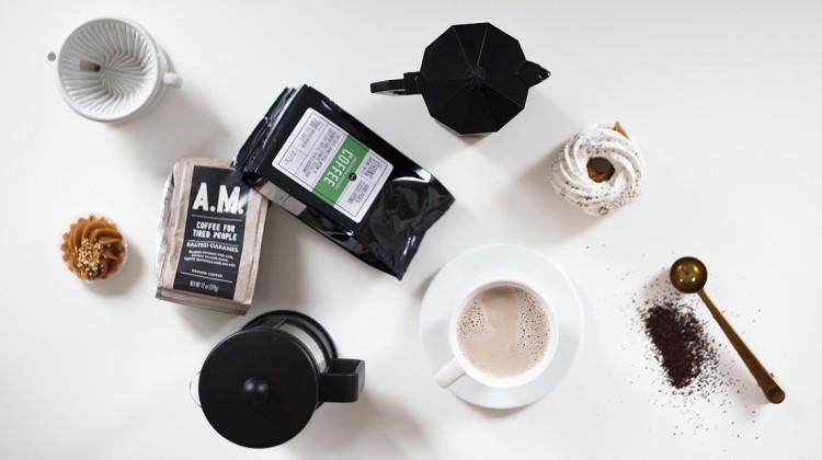 zaparzacz do kawy, kawa, kawusia